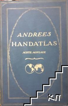 Andrees Allgemeiner Handatlas in 231 Haupt- und 211 Nebenkarten