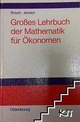 Großes Lehrbuch der Mathematik für Ökonomen