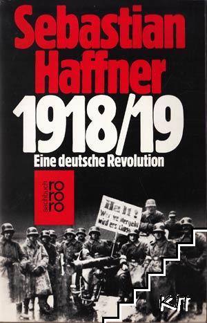 1918-1919. Eine deutsche Rvolution