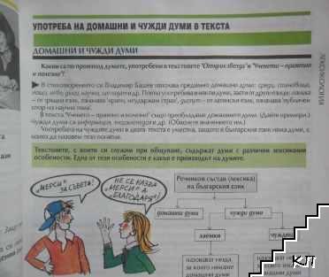 Български език за 6. клас (Допълнителна снимка 3)