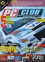 PC Club. Бр. 4 / януари 2001