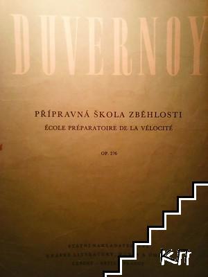 Duvernoy. Op. 276