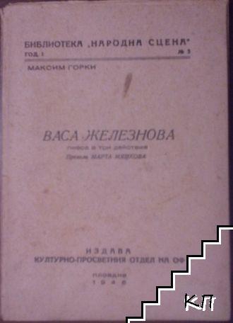 Васа Железнова