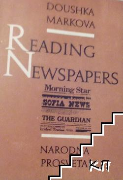 Reading Newspapers. A Guide to Newspaper English