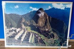 Мачу Пикчу, Перу / Machu Picchu. Пъзел в рамка. 3000 елемента