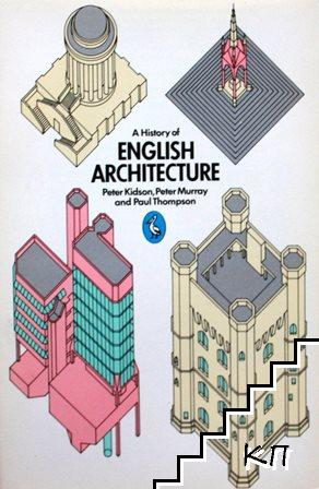 A History of English Architecture