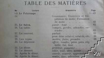 Nouvelles Leçons De Français (Méthode Alge)