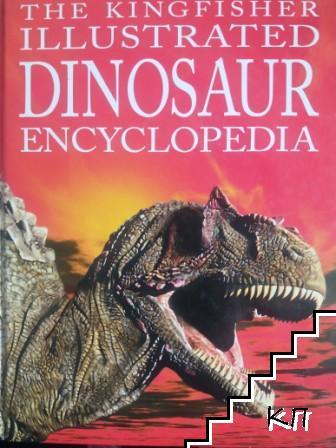 The Kingfisher Illustrated Dinosaur