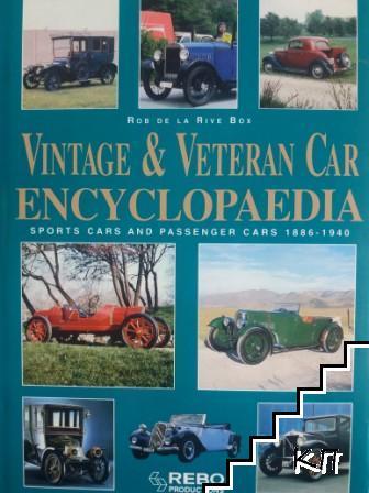 Vintage i veteran car encyclopaedia