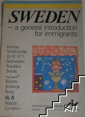 Sweden - a general introduction for immigrants