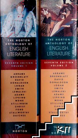 The Norton Anthology of English Literature. Vol. 1-2