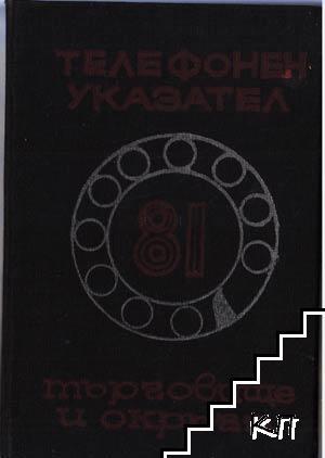 Телефонен указател на Тъговище и окръга