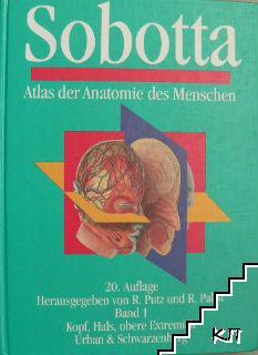 Atlas der Anatomie des Menschen. Band 1