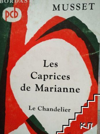 Les Caprices de Marianne. Le Chandelier