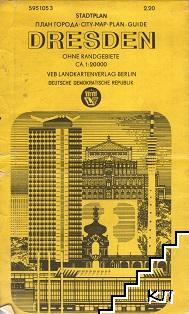 Stadplan Dresden