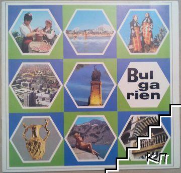 Reiseland Bulgarien