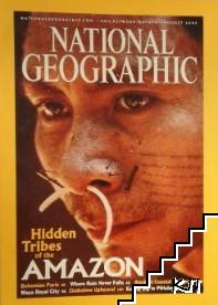 National Geographic. August / 2003