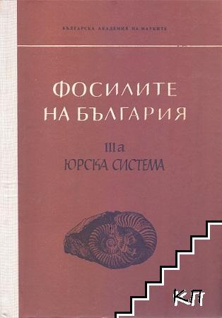 Фосилите на България. Том 3а: Юрска серия. Belemnitida