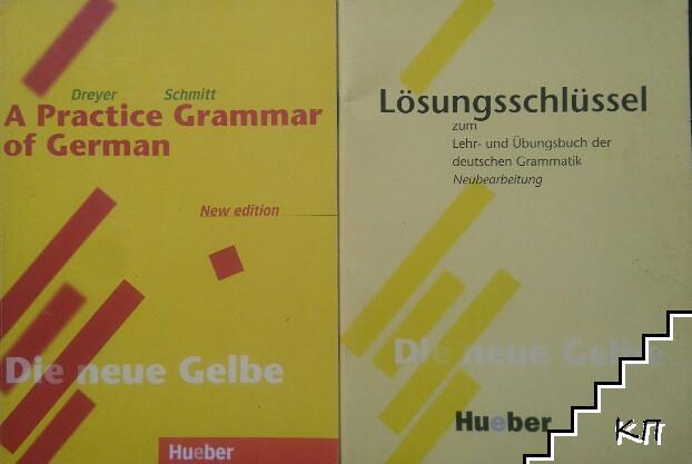 A Practice Grammar of German / Lösungsschlüssel