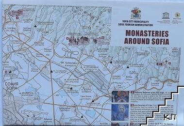 Monasteries around Sofia