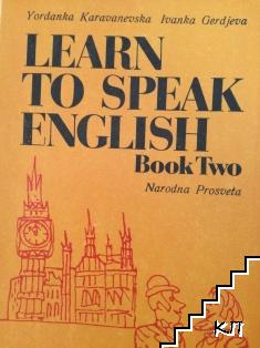 Learn to speak Englsh. Book 2