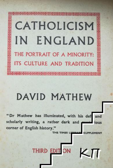 Catholicism in England