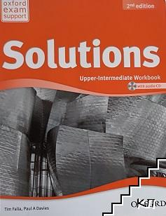 Solutions Upper-Intermediate Workbook