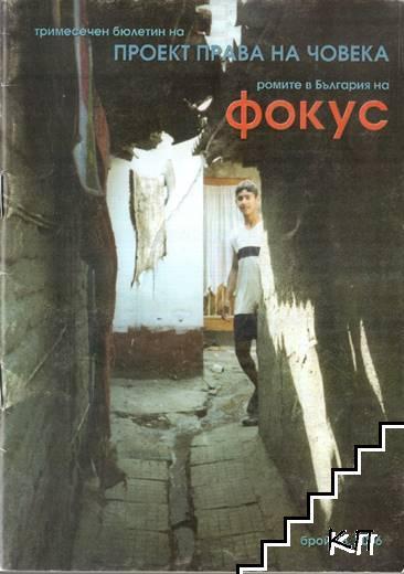 Ромите в България на фокус. Бр. 28 / 2006
