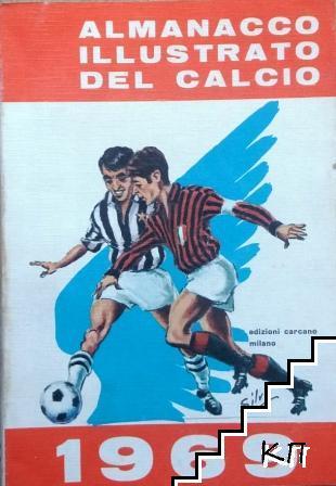 Almanacco Illustrato del Calcio 1969