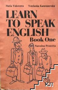 Learn to Speak English. Book 1