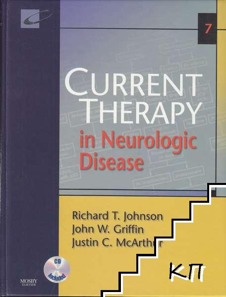 Current Therapy in Neurologic Disease: Text with CD-ROM