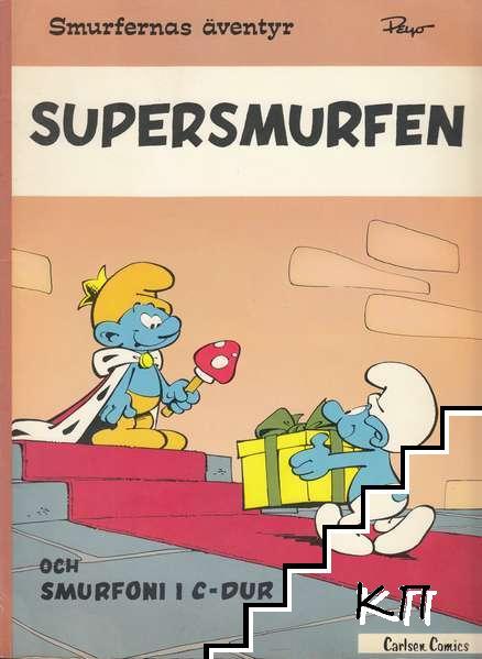 Supersmurfen och Smurfoni i C-dur