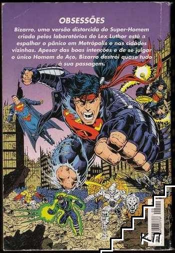 Super-Homem. № 9: Obsessoes Super Heróis