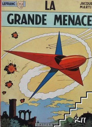 Lefranc. Тome 1: La grande menace