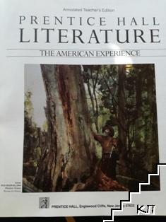 Prentice hall literature. The american experience (Допълнителна снимка 1)