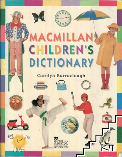Macmillan Children's Dictionary