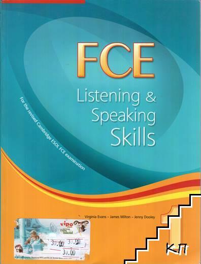 FCE. Part 1: Listening & Speaking Skills