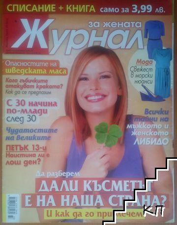 Журнал за жената. Бр. 33, 47 / 2012
