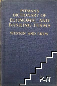 Pitman's Dictionary of economic and banking terms