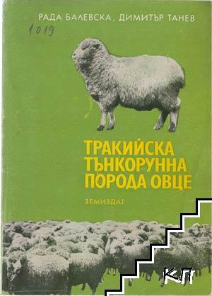 Тракийска тънкорунна порода овце