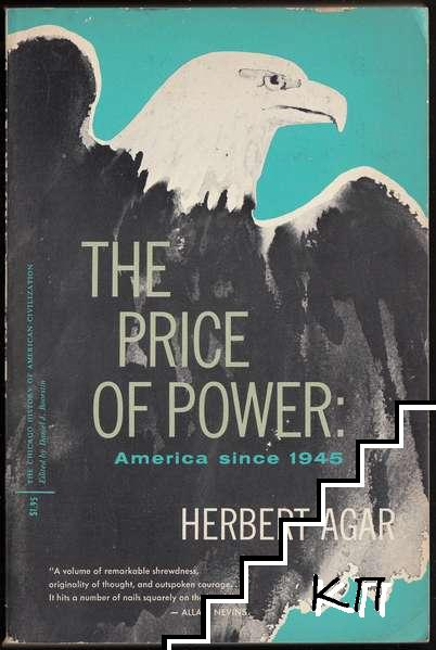 The Price of Power: America Since 1945