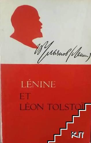 Lénine et Léon Tolstoï