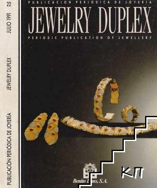 Jewelry Duplex. № 22 / Julio 1991