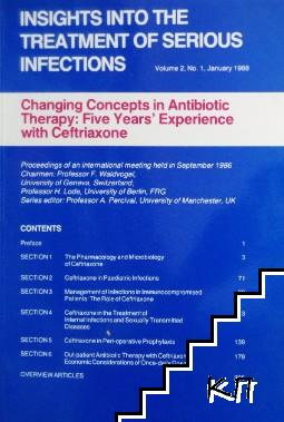 Insights into the treatment of serious infections