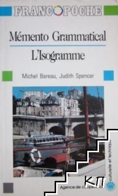 Mémento grammatical - L'Isogramme