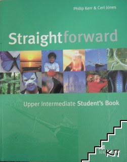 Straightforward Upper Intermediate. Student's Book