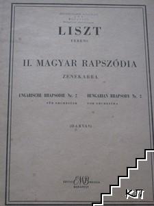 Magyar rapszodia № 2