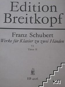 Werke für Klavier zu zwei Händen. Band 5-6. Tänze 1-2 (Допълнителна снимка 1)