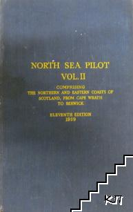 North Sea Pilot. Vol. 2
