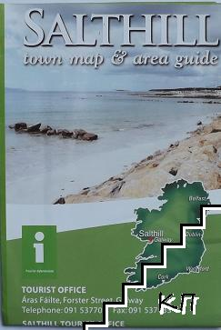 Salthill. Town map & area guide
